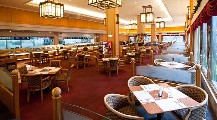 波根第西餐廳